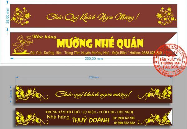 In bao đũa tại Hà Nội